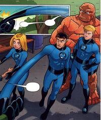Fantastic Four (Earth-5631) Fantastic Four & Power Pack Vol 1 1.jpg