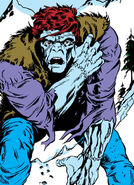 Frankenstein's Monster (Earth-616) from Frankenstein Vol 1 2 0001