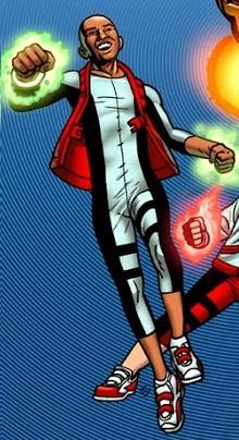 Fuel (Habit Heroes) (Earth-616)