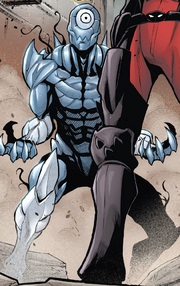 Hive (Poisons) (Earth-17952) Members-Poison Bullseye from Venomverse Vol 1 2 001.png