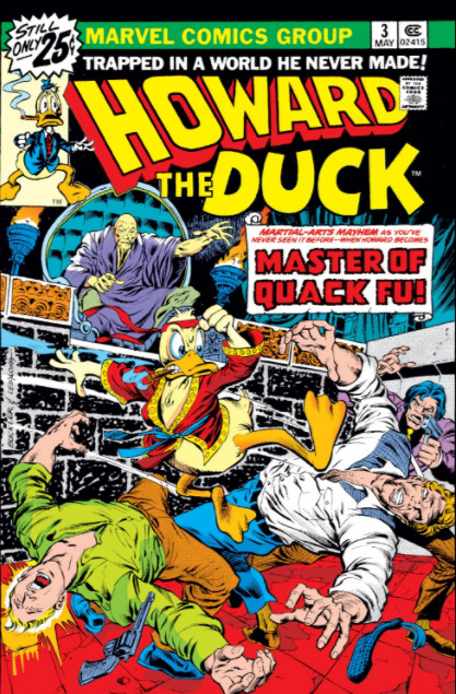 Howard the Duck Vol 1 3
