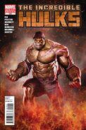 Incredible Hulks Vol 1 635 Granov Variant
