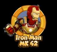 Iron Man Armor MK XLII (Earth-199999) from Marvel Super Hero Squad Online 0002