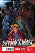 Legendary Star-Lord Vol 1 6