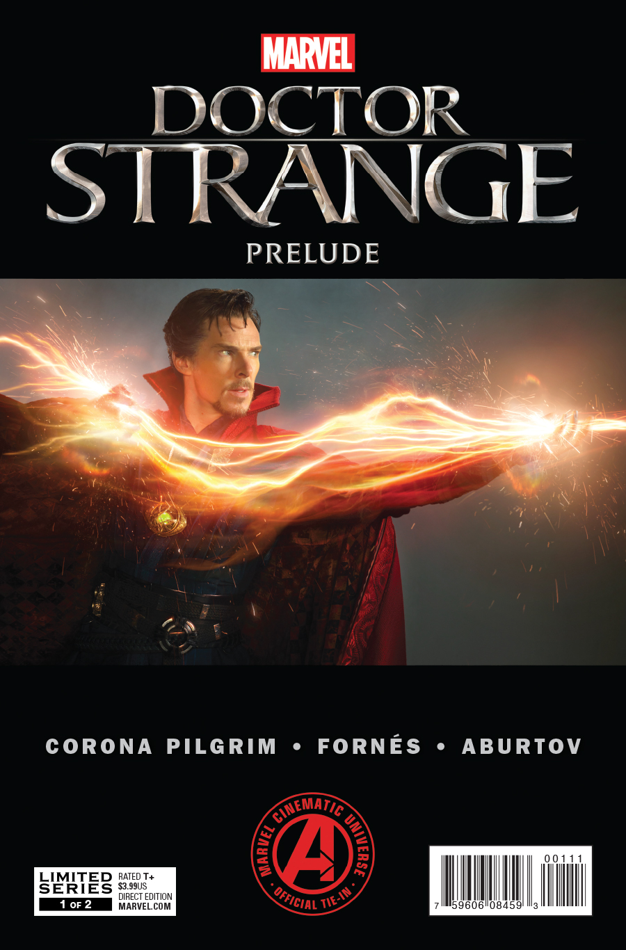 Marvel's Doctor Strange Prelude Vol 1 1