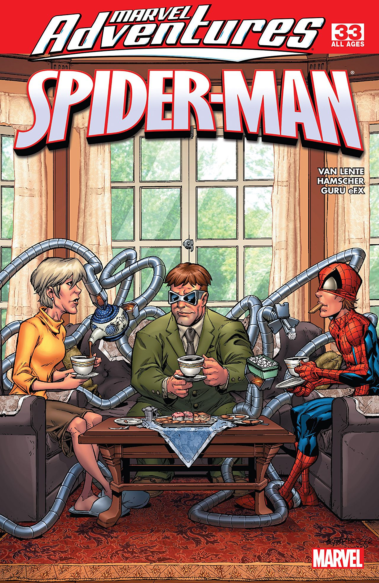 Marvel Adventures: Spider-Man Vol 1 33