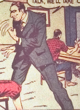 Mike Zelby (Earth-616)