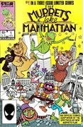 Muppets Take Manhattan Vol 1 1