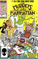 Muppets Take Manhattan Vol 1 1