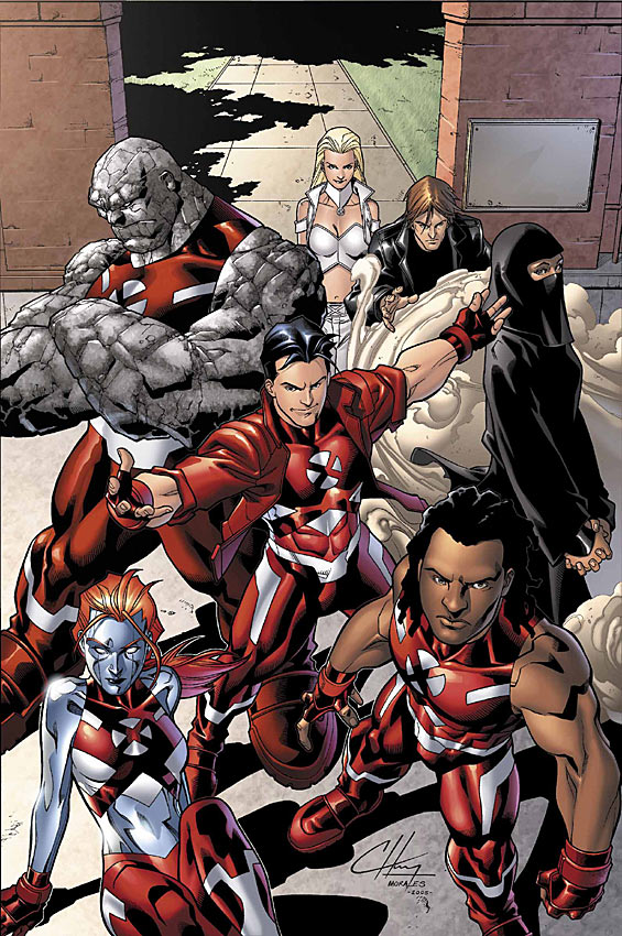 Hellions Squad (Earth-616)/Gallery