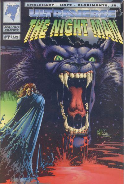 Night Man Vol 1 7