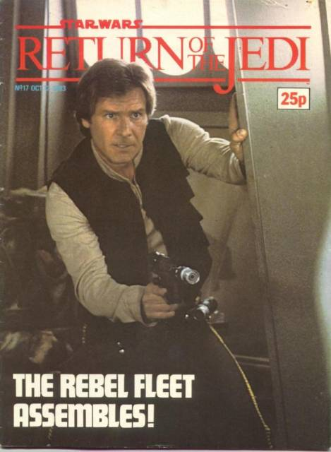 Return of the Jedi Weekly (UK) Vol 1 17