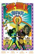 Sensational She-Hulk in Ceremony Vol 1 2