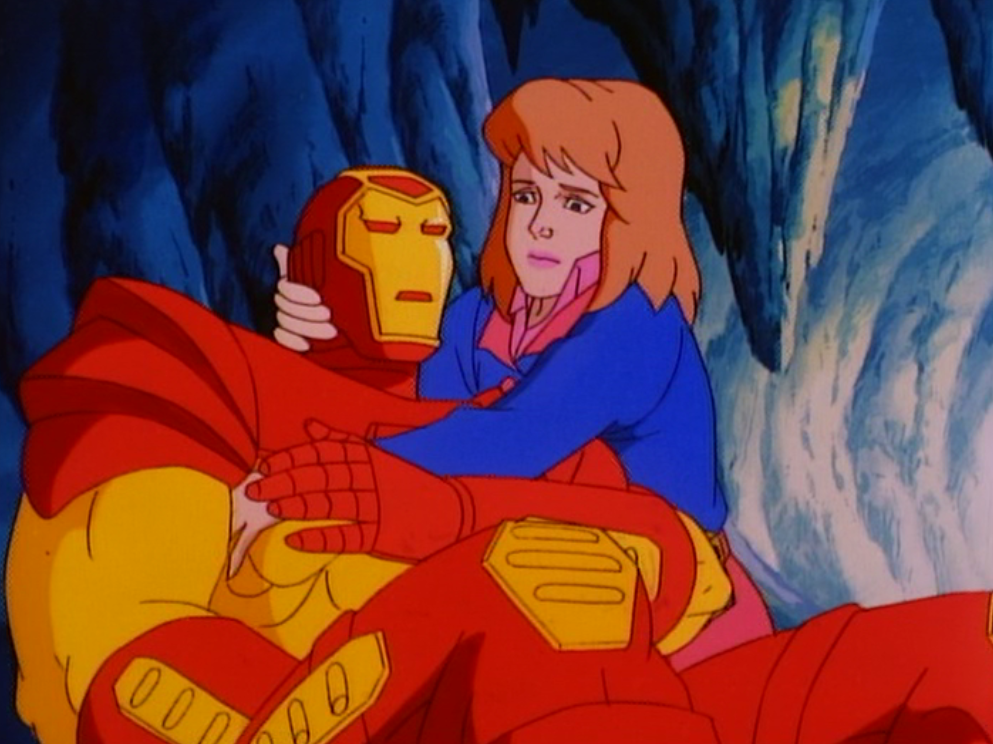 Iron Man: The Animated Series Season 1 4