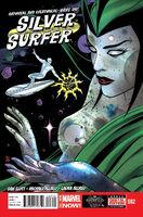 Silver Surfer Vol 7 2