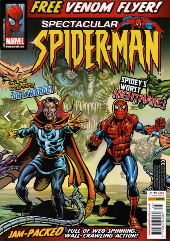 Spectacular Spider-Man (UK) Vol 1 115