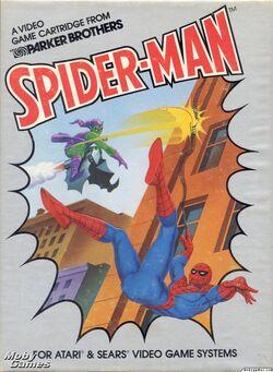 Spider-Man (1982 video game)