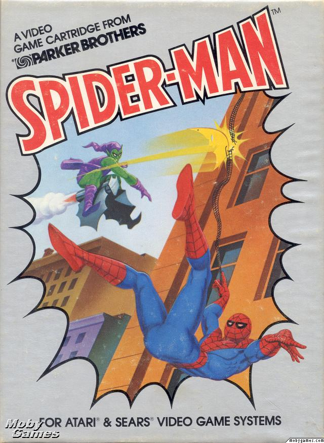 Spider-Man (1982 video game)/Gallery