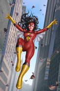 Spider-Woman Vol 7 11 Textless