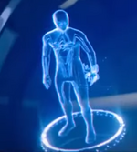 Spider Armor MK II Holographic schematics in Spider-Man Far From Home.png