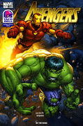 Taco Bell Avengers Vol 1 1