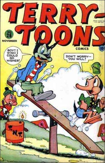 Terry-Toons Comics Vol 1 26