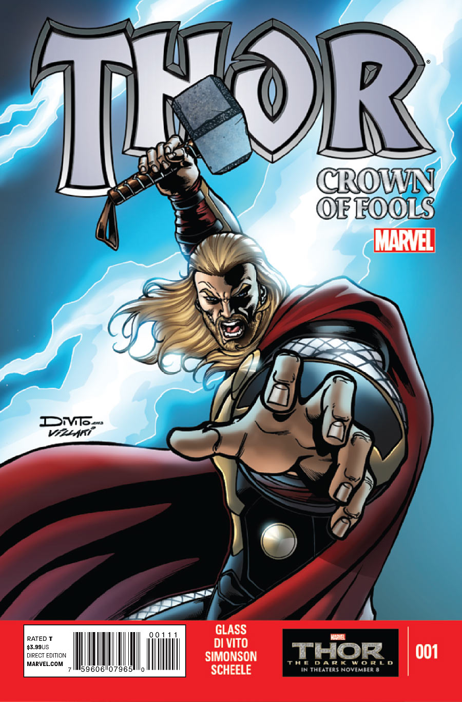 Thor: Crown of Fools Vol 1 1