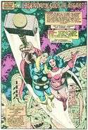 Thor Vol 1 303 The Legendary Gods of Asgard