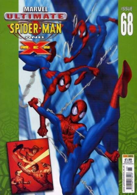 Ultimate Spider-Man and X-Men Vol 1 68