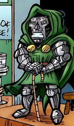 Victor von Doom (Earth-21901)