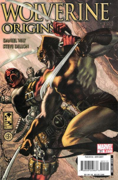 Wolverine: Origins Vol 1 21