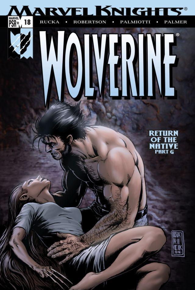 Wolverine Vol 3 18