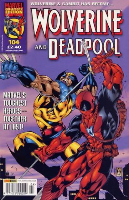 Wolverine and Deadpool Vol 1 104