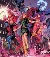 X-Men (Age of X-Man) (Earth-616) from Age of X-Man Nextgen Vol 1 1 001