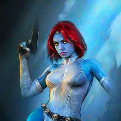 Raven Darkholme (Earth-616)