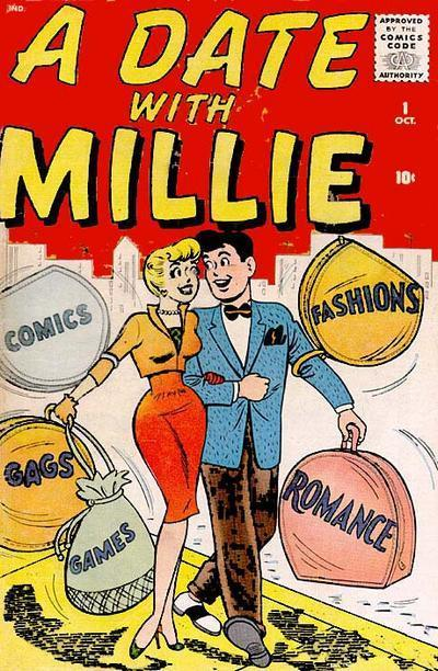 A Date With Millie Vol 2 1