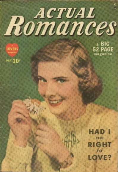 Actual Romances Vol 1