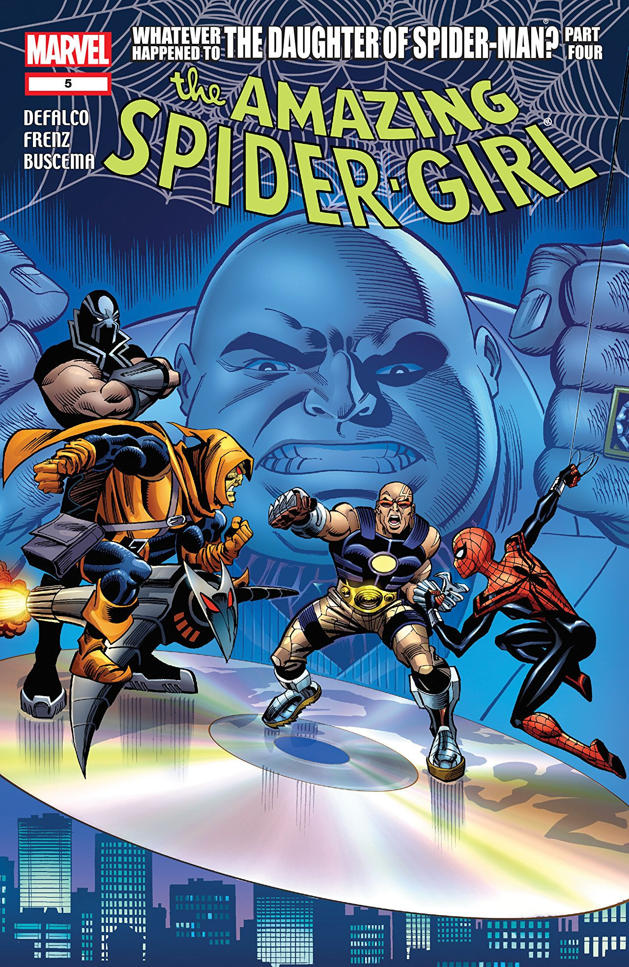 Amazing Spider-Girl Vol 1 5