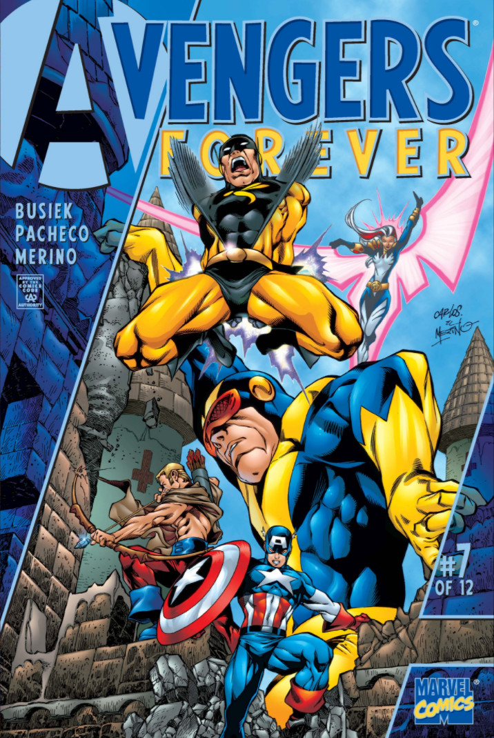 Avengers: Forever Vol 1 7