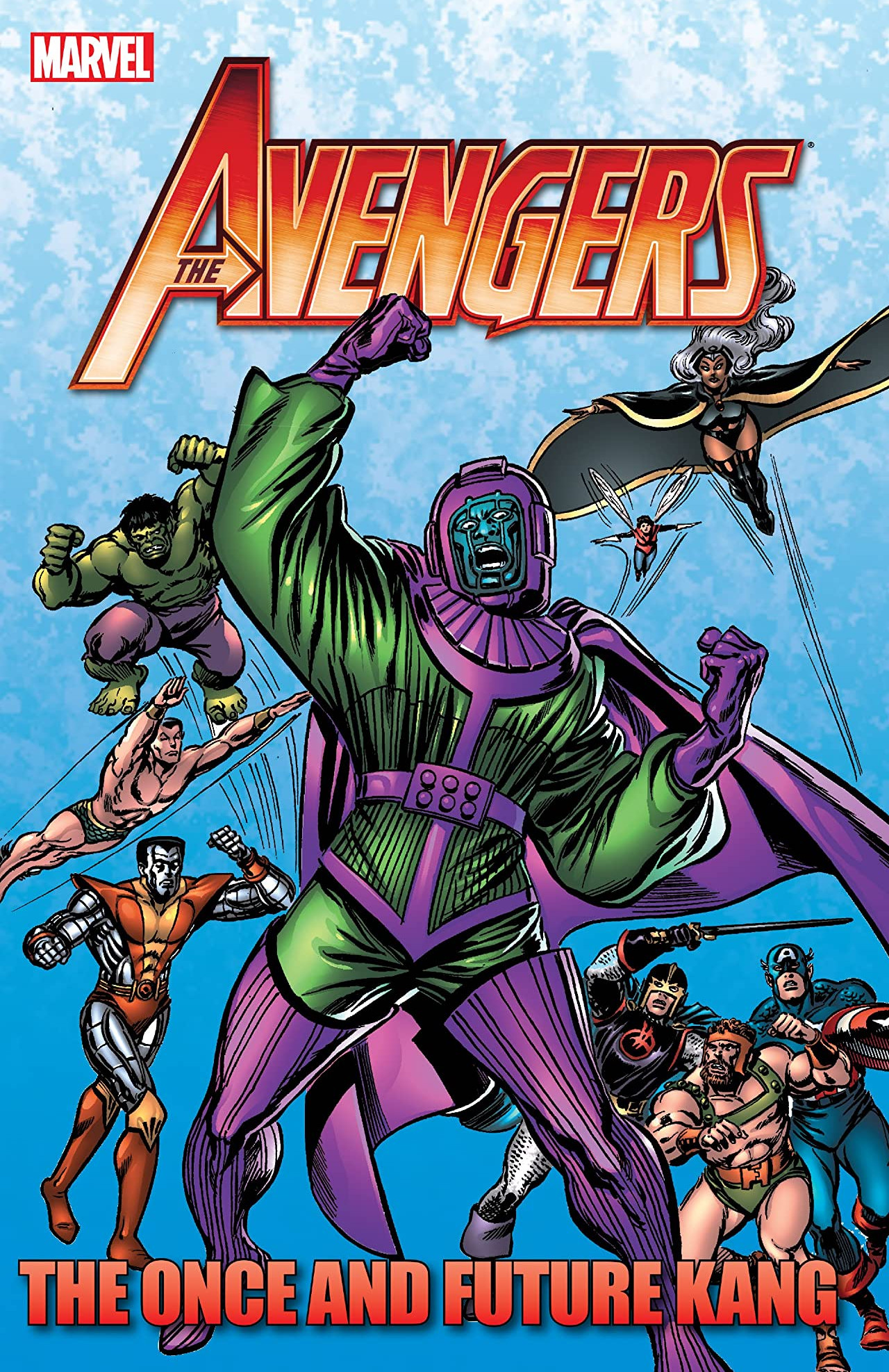 Avengers: The Once and Future Kang TPB Vol 1