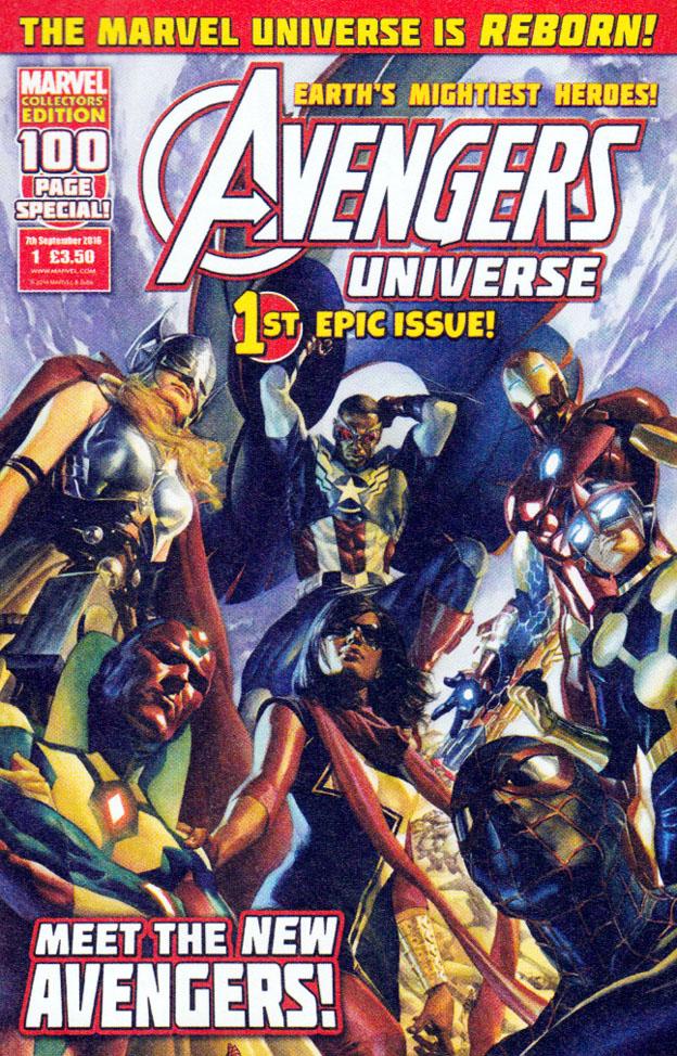 Avengers Universe (UK) Vol 2 1.jpg