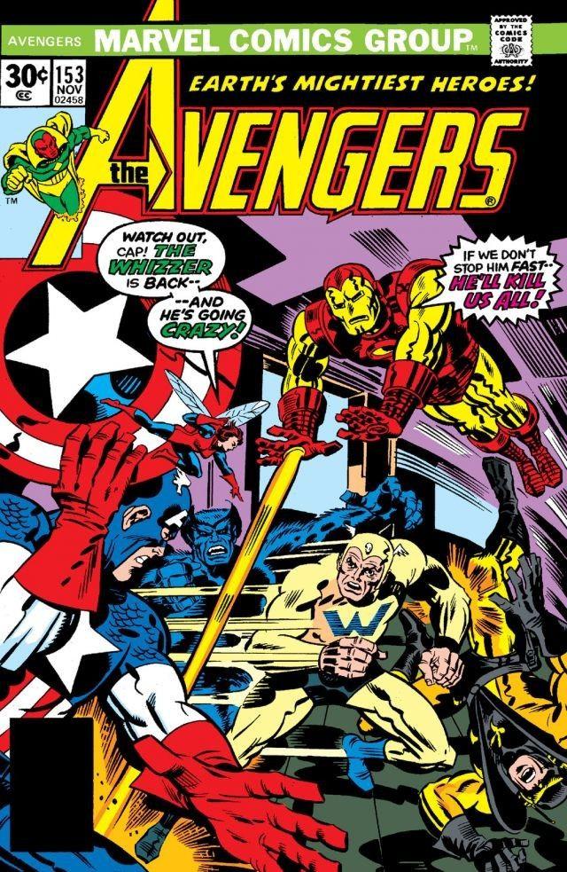 Avengers Vol 1 153