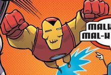Benjamin Parker (Iron Man) (Earth-615)