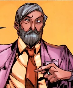 Bill Tomlinson (Earth-616)