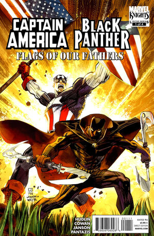 Black Panther-Captain America Flags of Our Fathers Vol 1 1.jpg