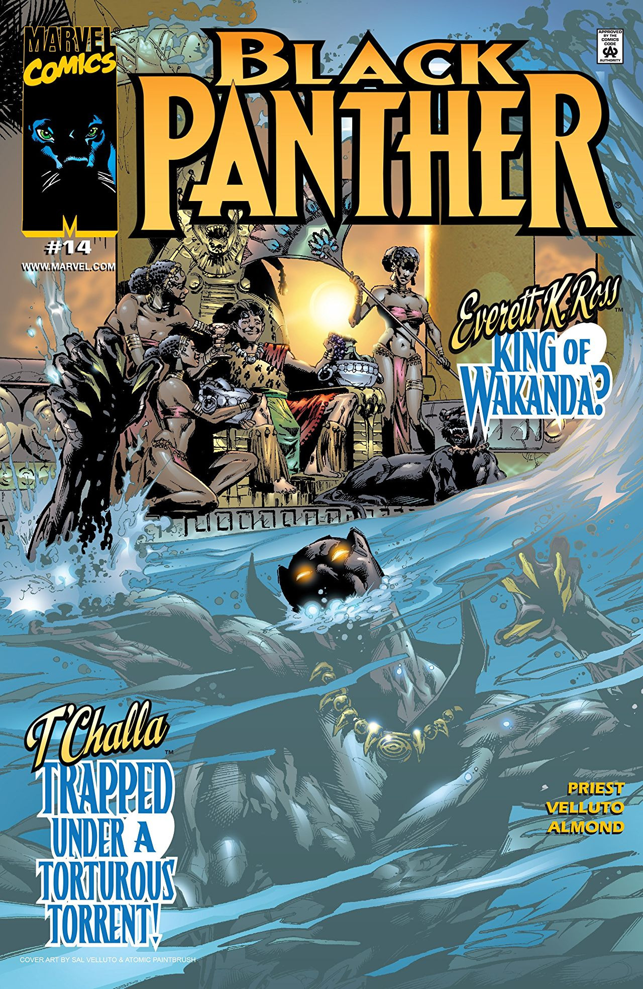 Black Panther Vol 3 14