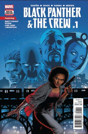 Black Panther and the Crew Vol 1 1.jpg