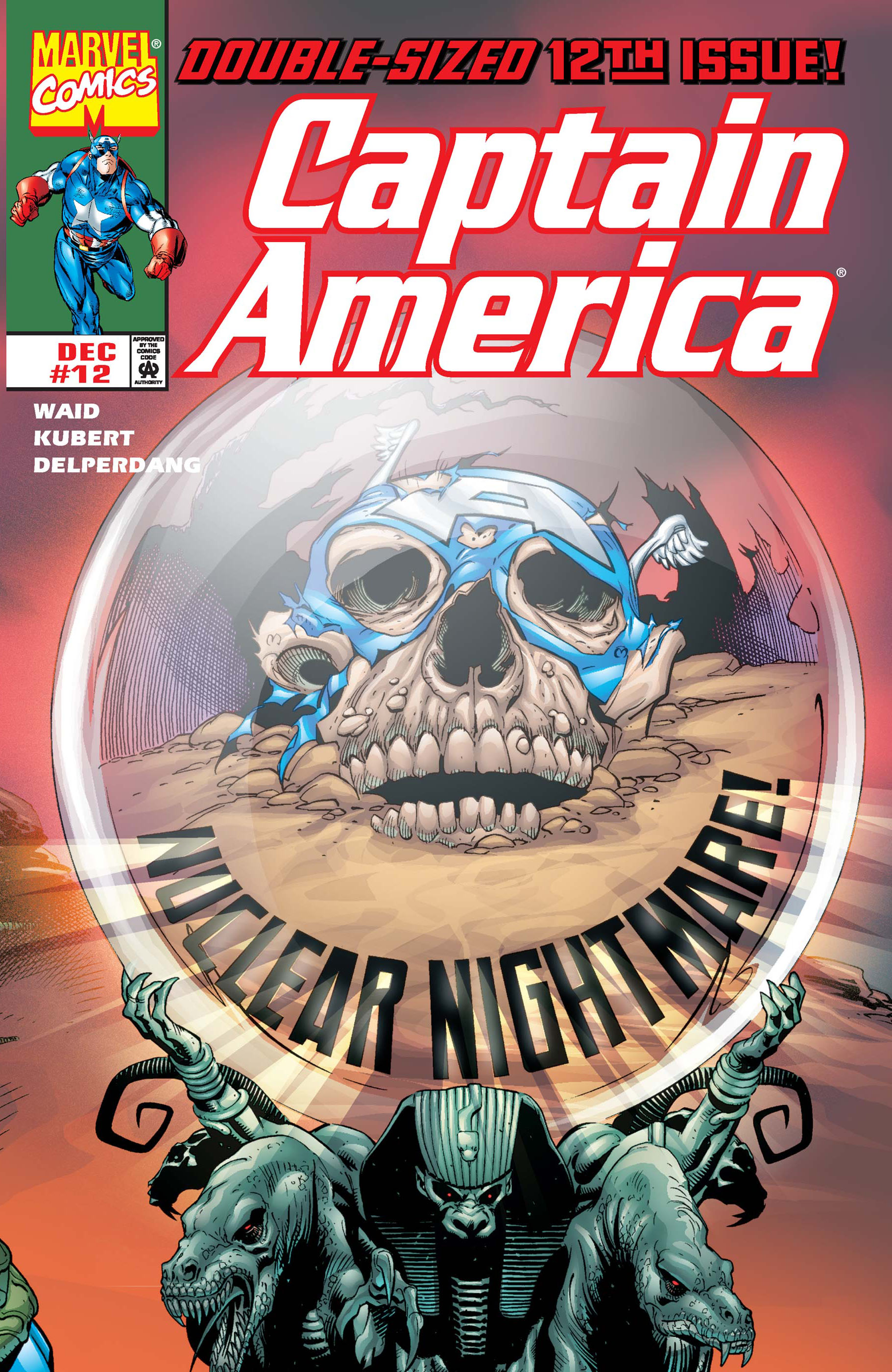 Captain America Vol 3 12