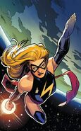 Carol Danvers (Earth-616) from Captain Marvel Vol 10 1 002