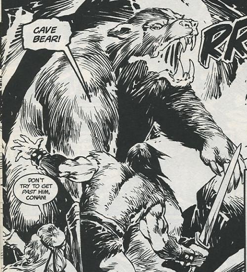 Cave Bears